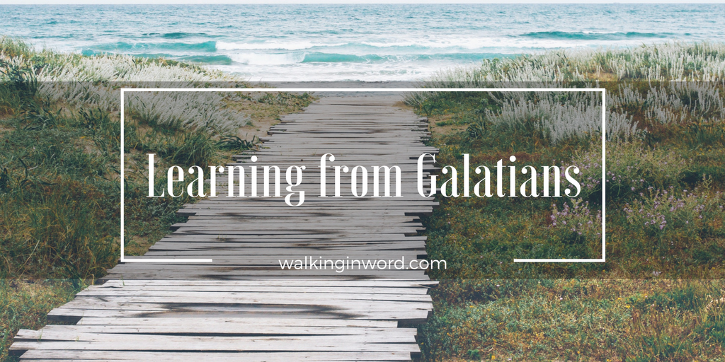 Introducing the Study Series on Galatians