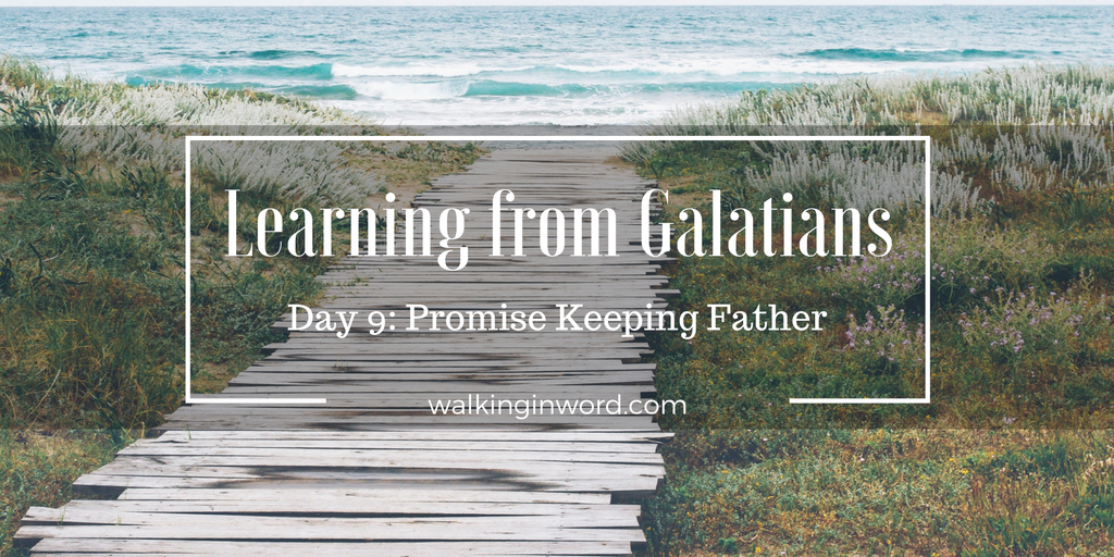 Promise Keeping Father
